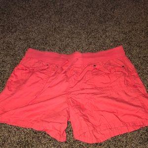 Cutest Orange Shorts!!!!
